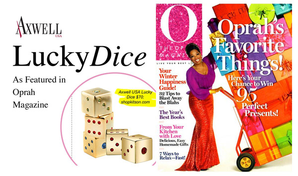Wilouby - Oprah Magazine Feature